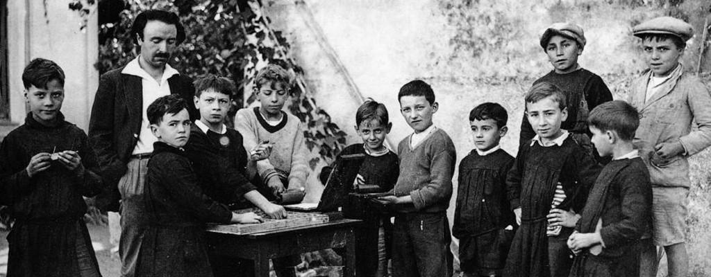 Révolution école (1918-1939) de Joanna Grudzinska