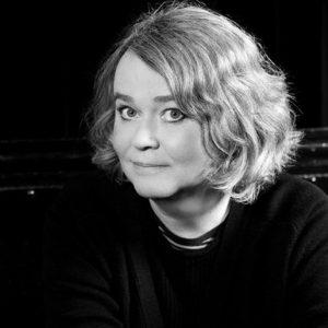 Portrait d'Anne-Louise Trividic, scénariste-consultante