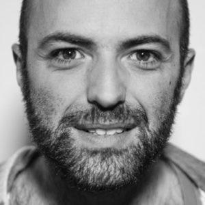 Portrait de Romain Compingt, scénariste-consultant