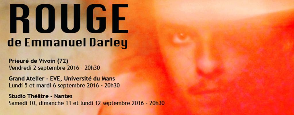 Rouge de Emmanuel Darley
